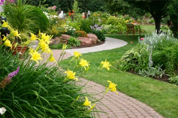 Carlos landscaping services welcome call today for a workwithnaturefo